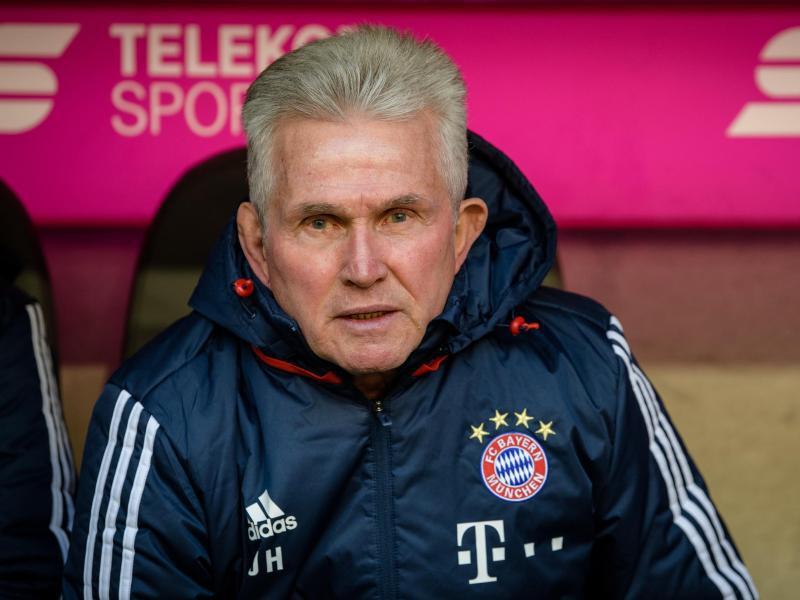 Bild zu Bayern München - Hertha BSC