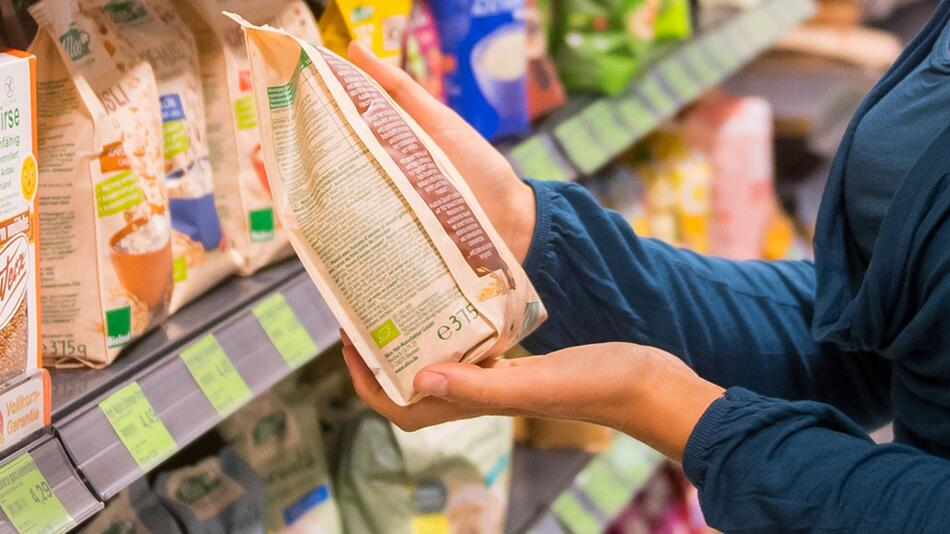Warum Zutaten auf Lebensmittelpackungen fettgedruckt werden