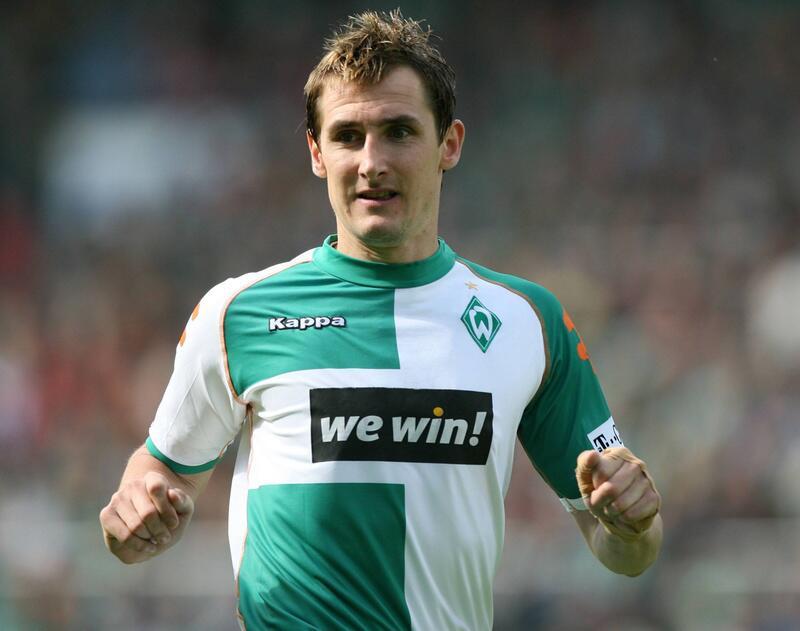 Bild zu Miroslav Klose (Werder Bremen): 2007