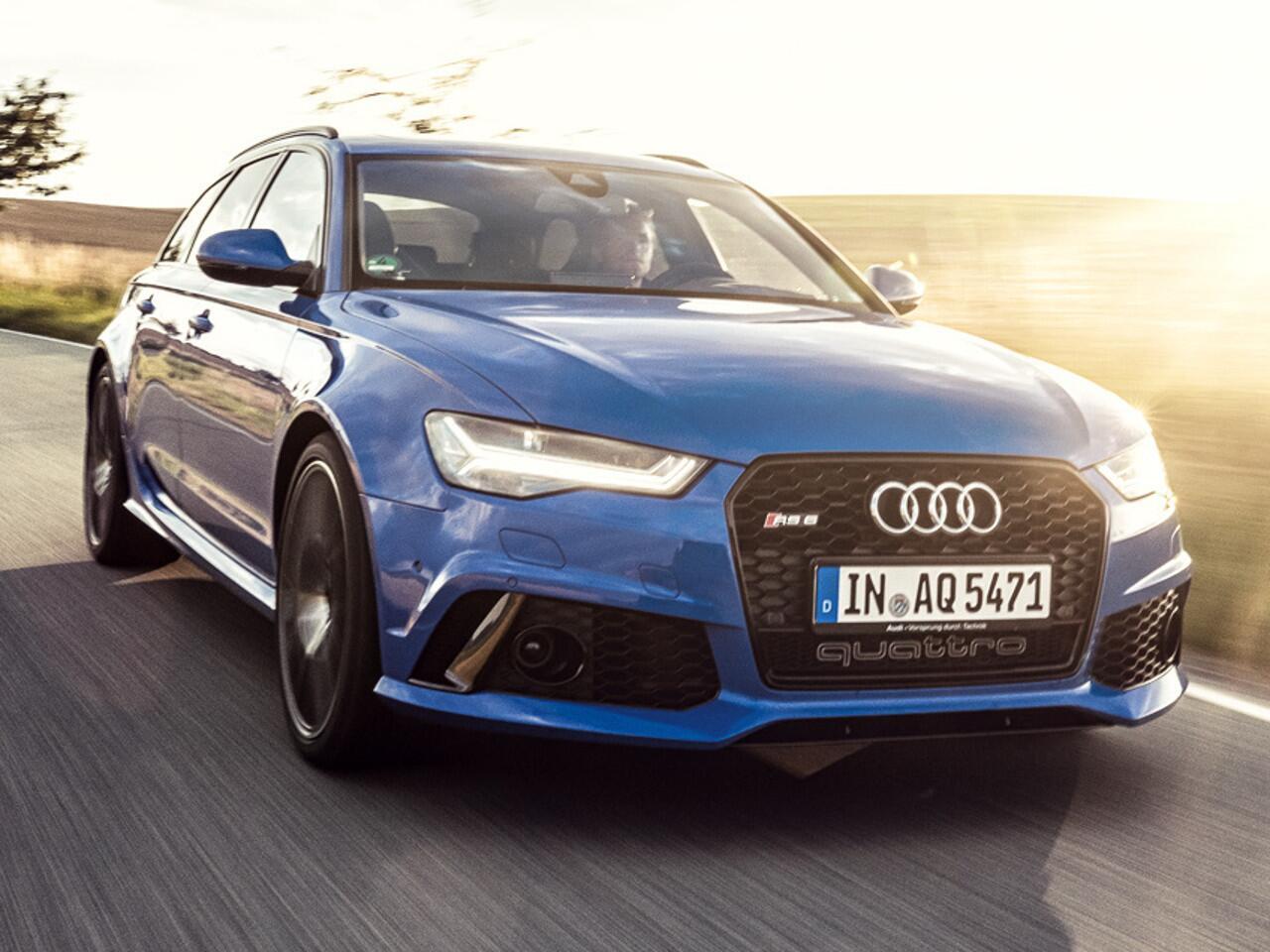 Bild zu Audi RS6 Avant Nogaro Edition