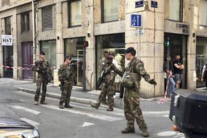 Anti-Terror-Ermittlungen nach Explosion mit Verletzten in Lyon