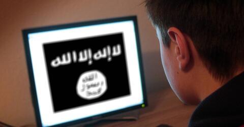 Islamischer Staat, Radikalisierung, Internet