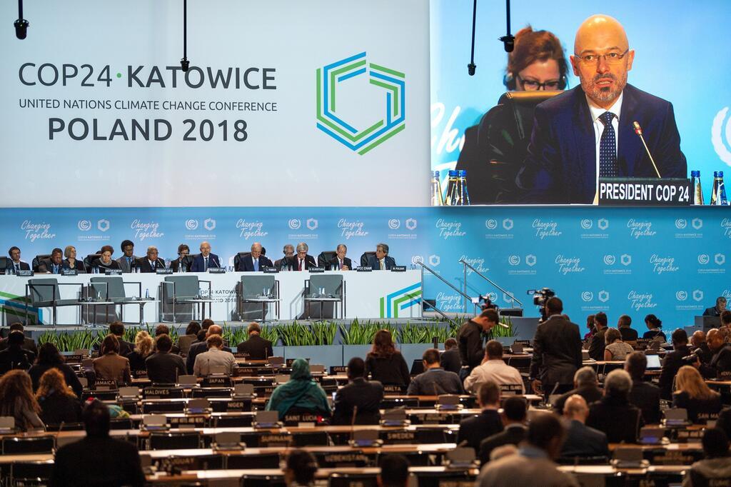 Bild zu Weltklimagipfel in Kattowitz
