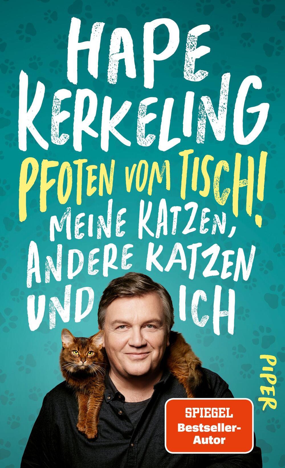 """""""Pfoten vom Tisch!"""" von Hape Kerkeling"""