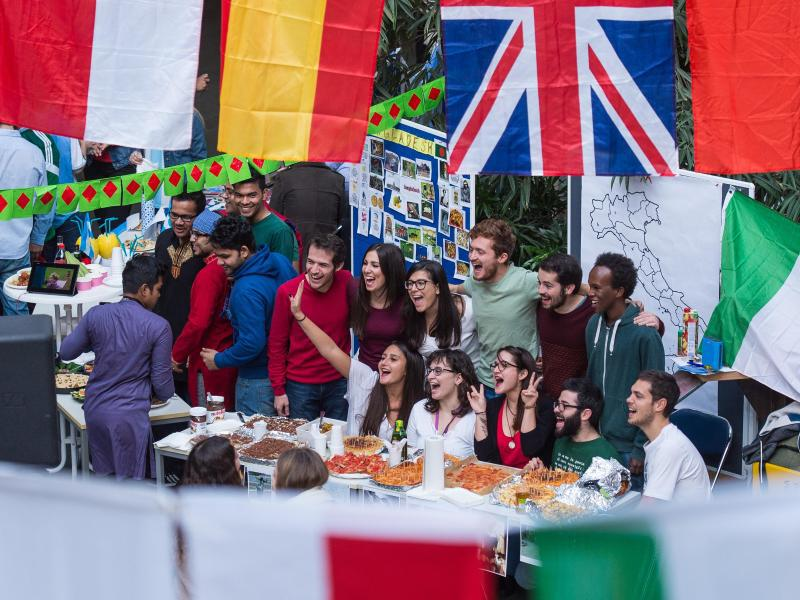 Bild zu International Day an der Europa Uni
