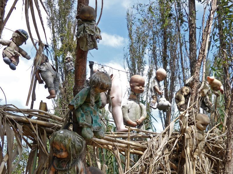 Bild zu Verstümmelte Puppen