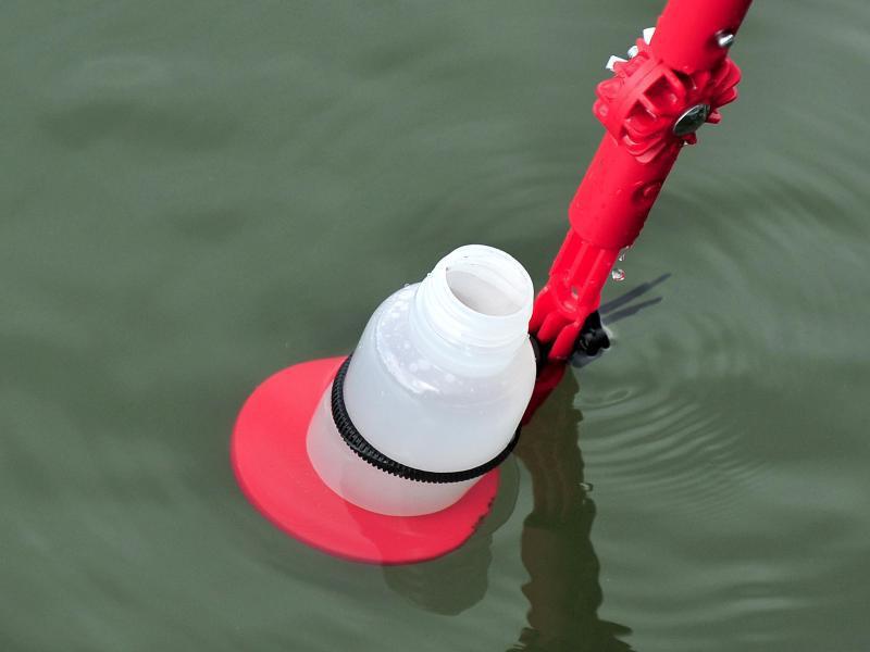 Bild zu Wasserprobe