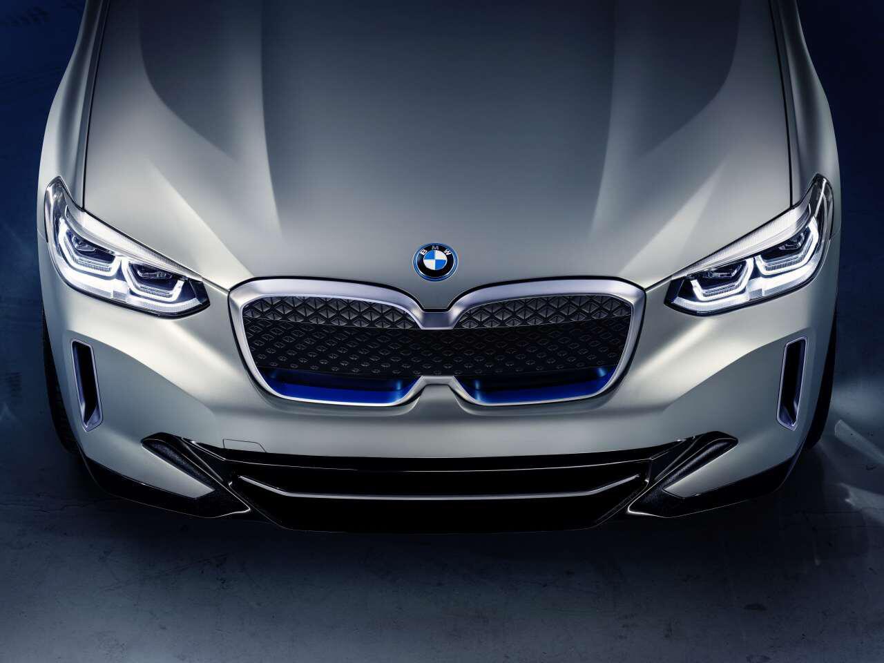 Bild zu BMW iX3 Concept mit 270 PS