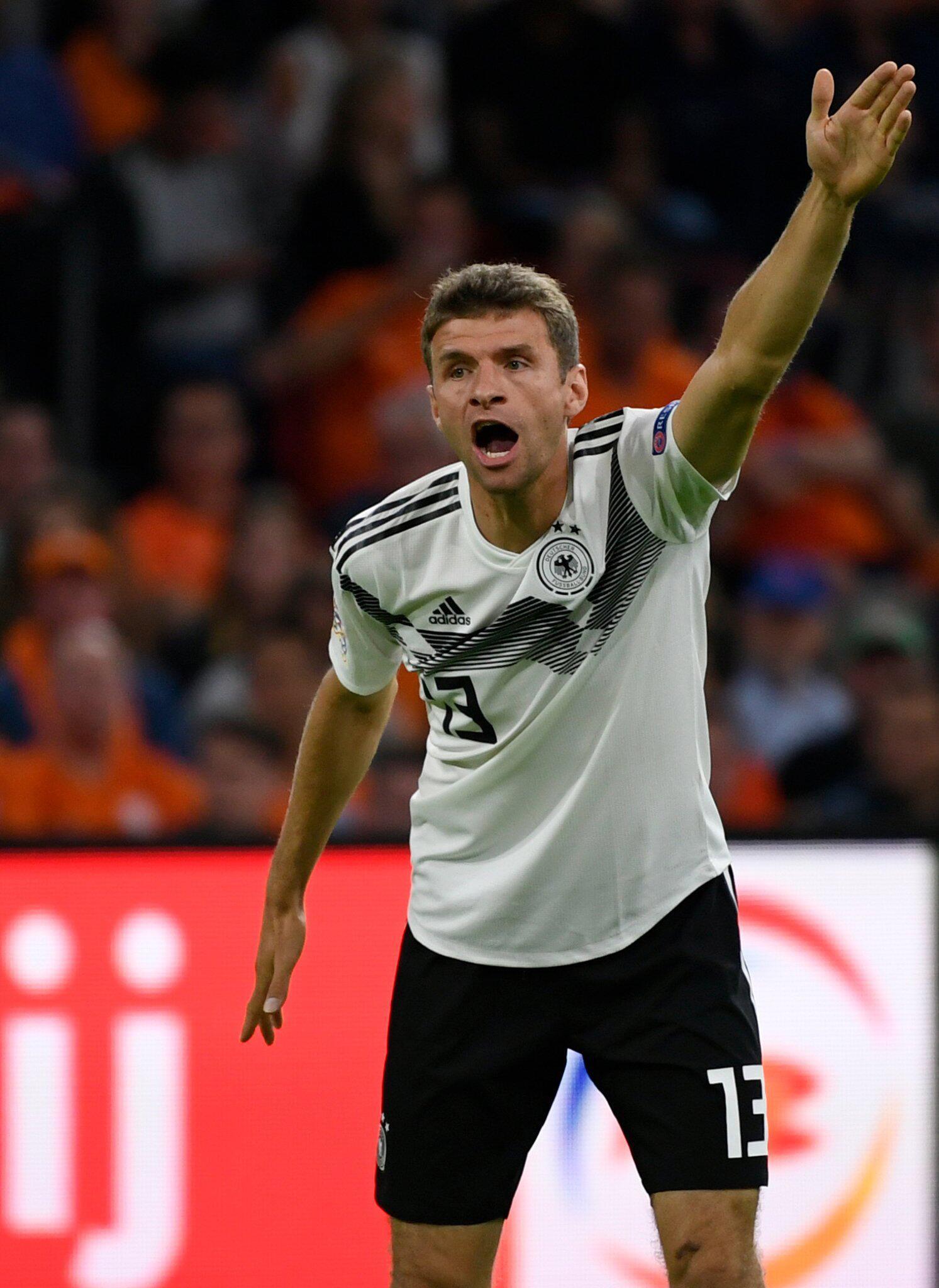 Bild zu Niederlande - Deutschland