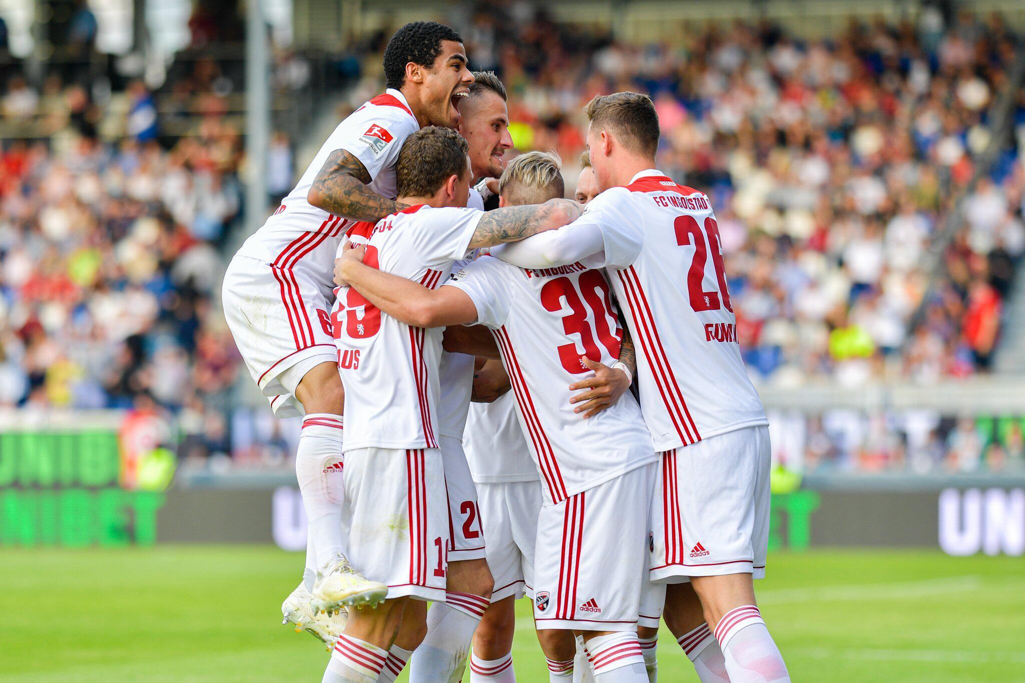 Bild zu SV Wehen Wiesbaden - FC Ingolstadt 04