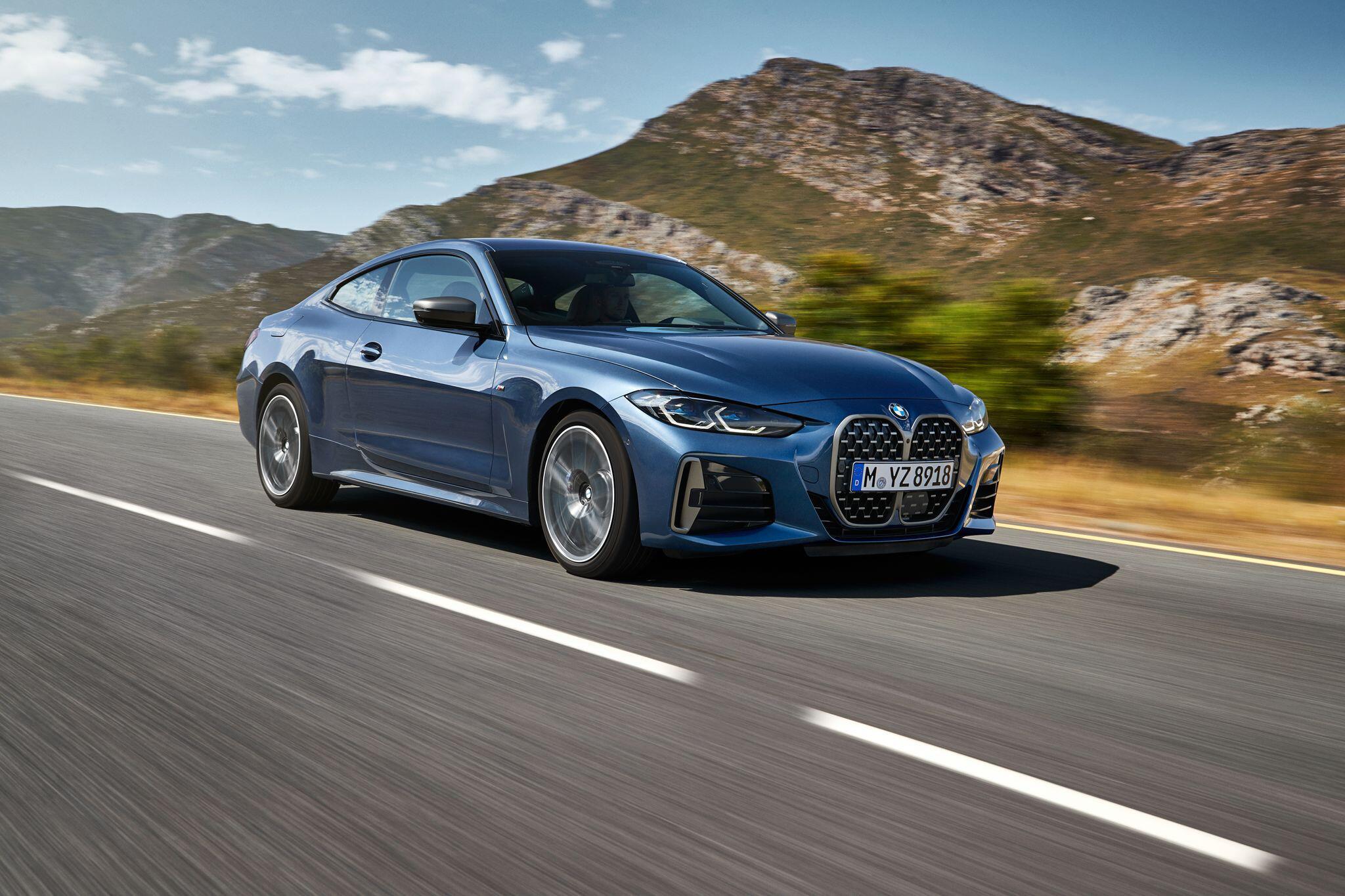 Bild zu Ab 45 800 Euro: Neuer BMW 4er startet im Oktober