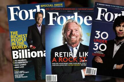 Forbes Liste