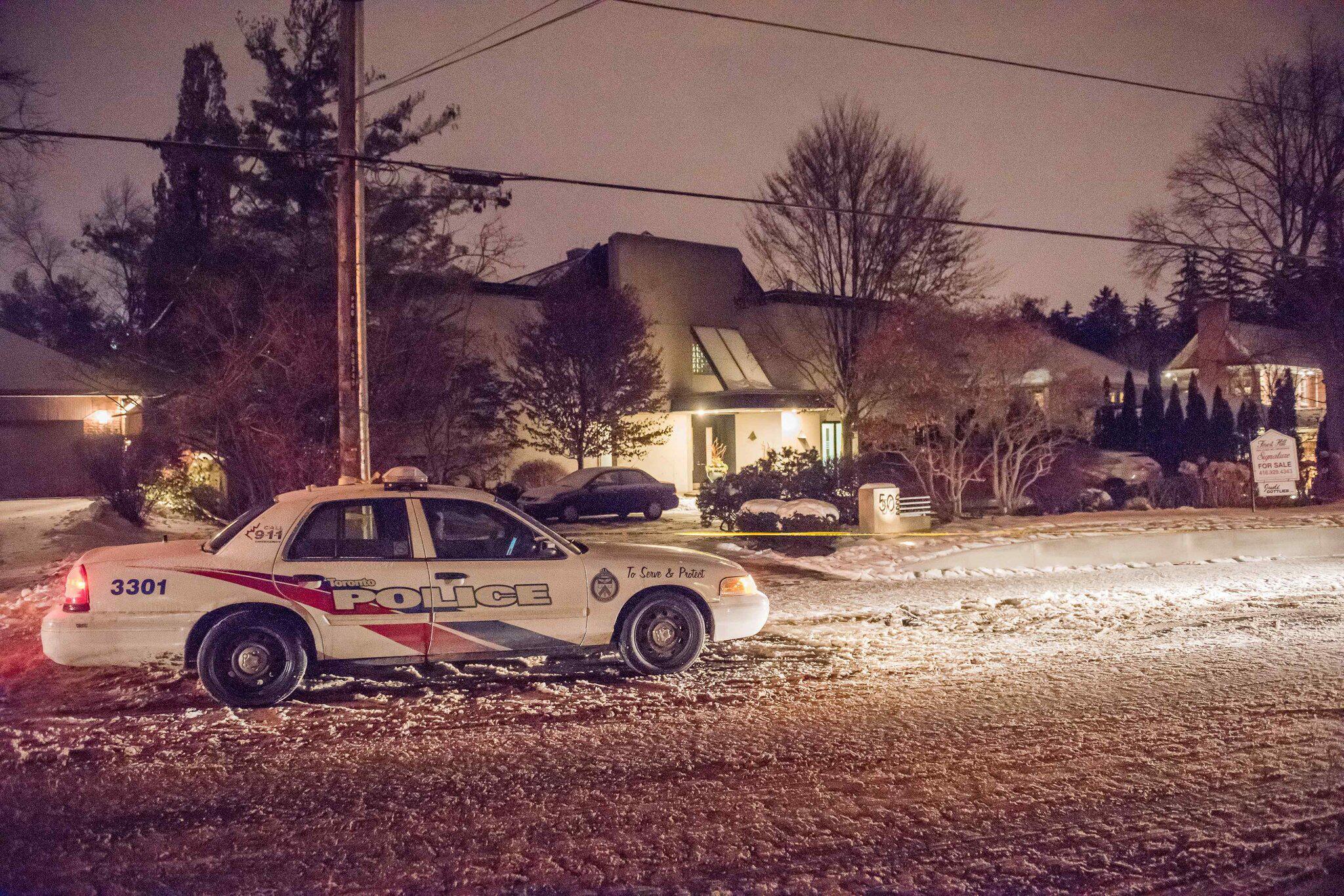 Bild zu Kanadischer Pharma-Milliardär und Ehefrau tot aufgefunden