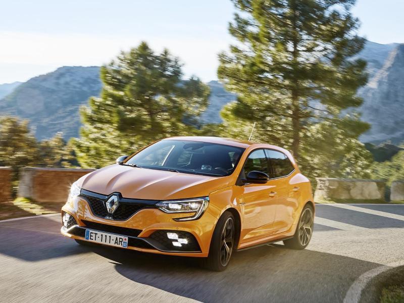 Bild zu Renault Mégane