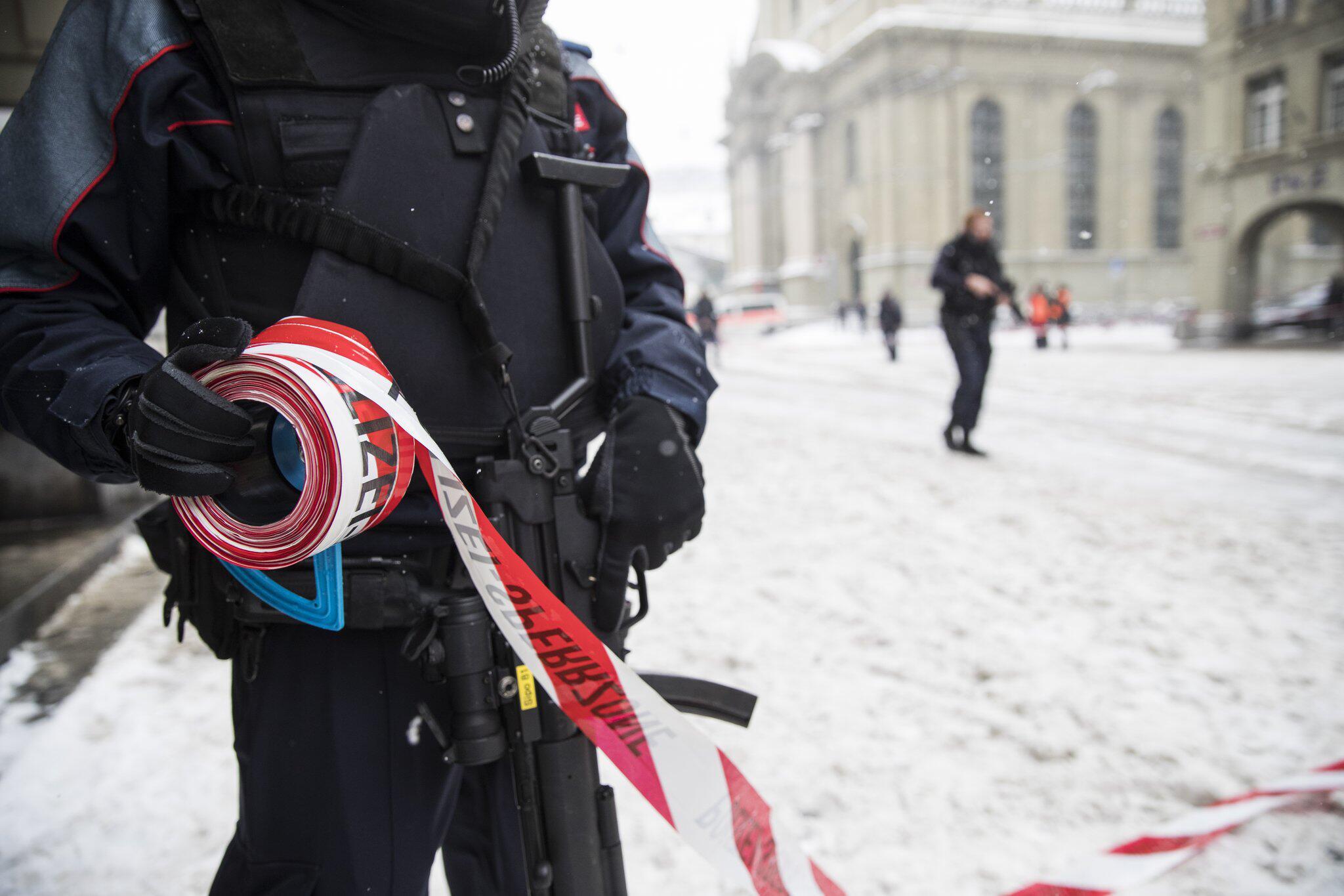 Bild zu Bombendrohung in Bern