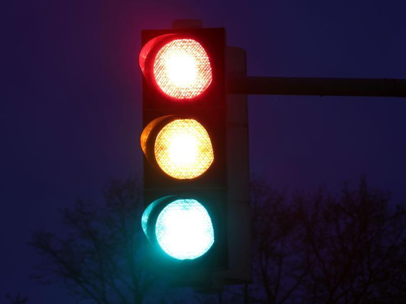 Bild zu Verkehrsampel
