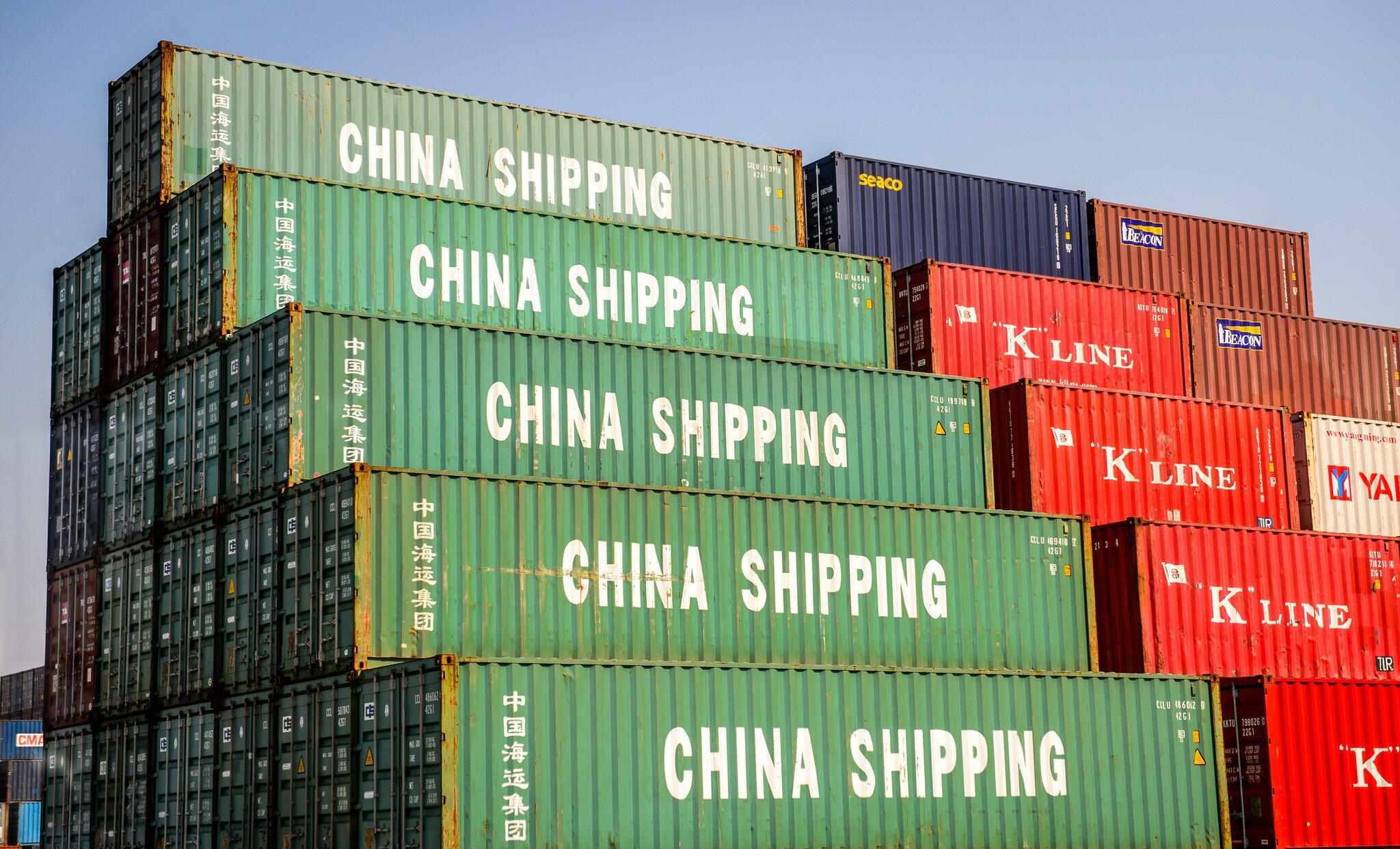 Bild zu Containerhafen Shanghai