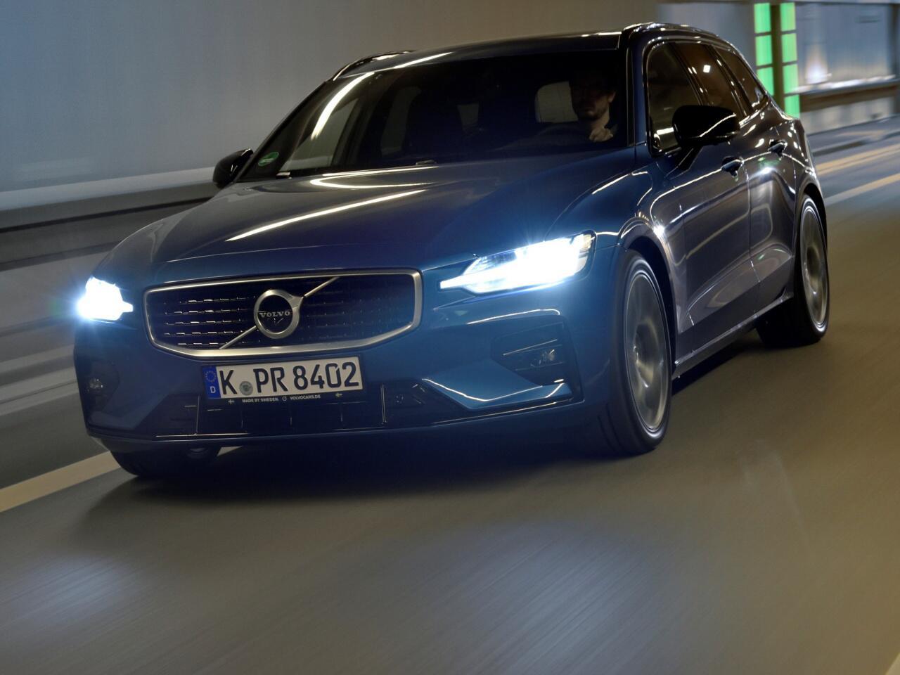 Bild zu Start zweier Schwedenhappen: Neuer Volvo V60 Cross Country und R-Design