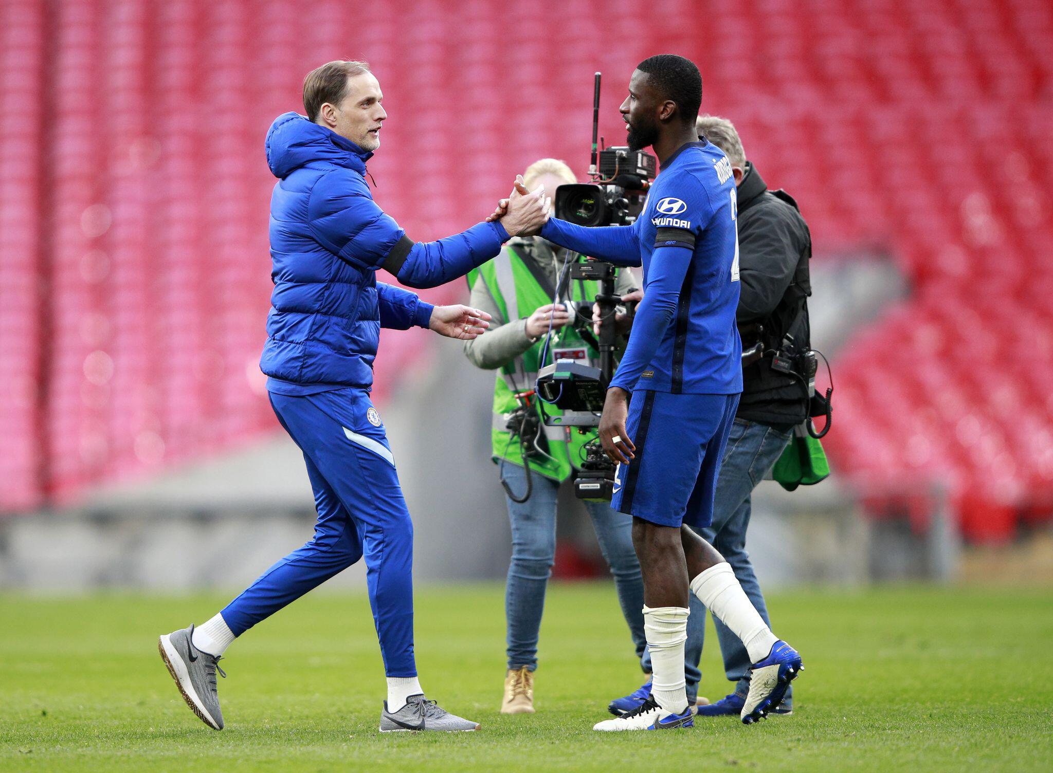 Bild zu FC Chelsea - Manchester City