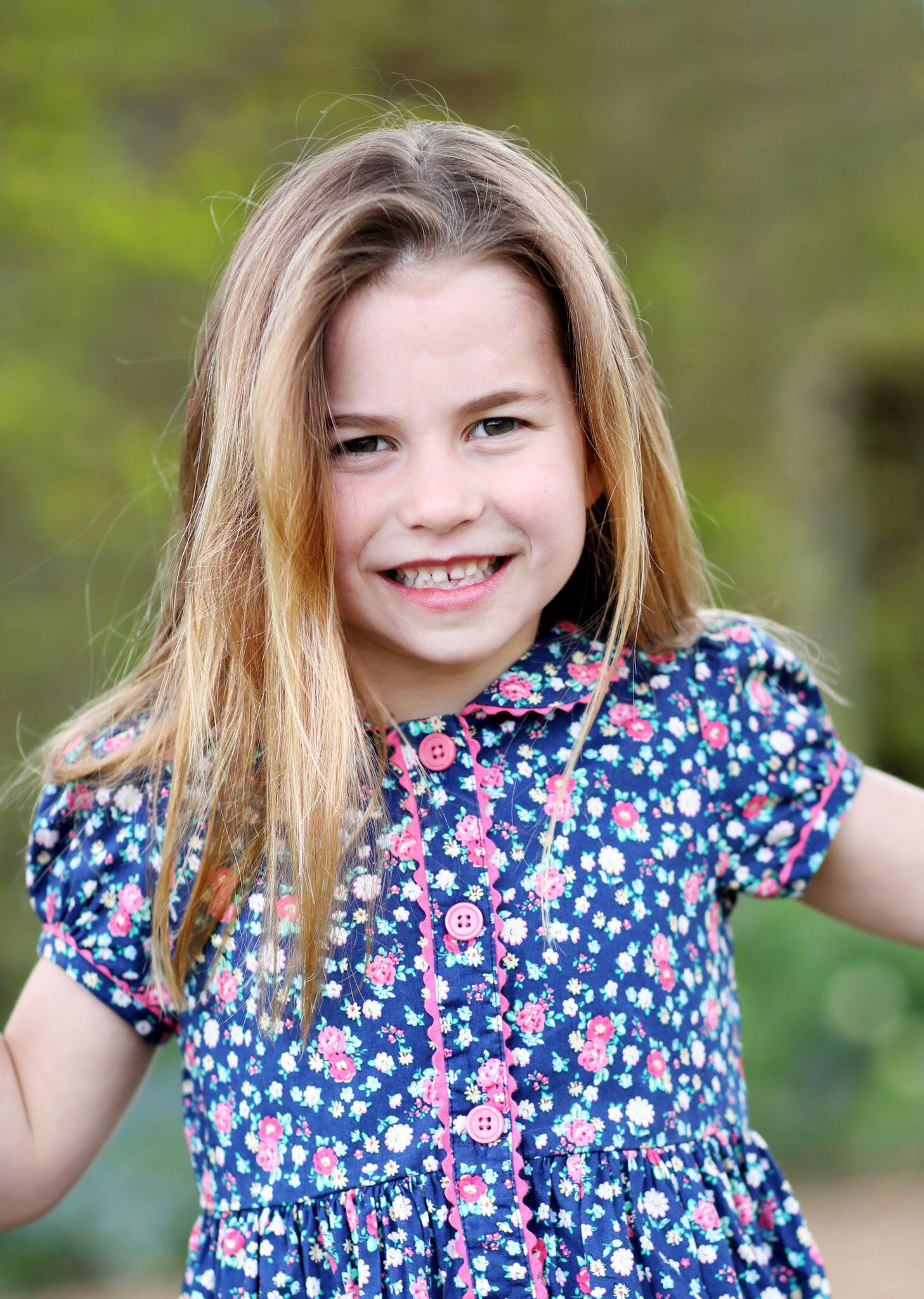 Bild zu Zum 6. Geburtstag von Prinzessin Charlotte