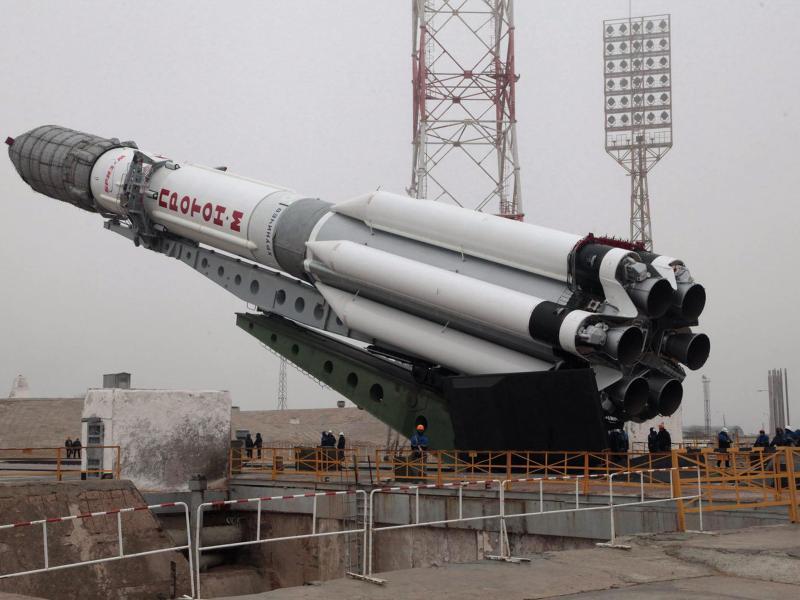 Bild zu Weltraumbahnhof Baikonur