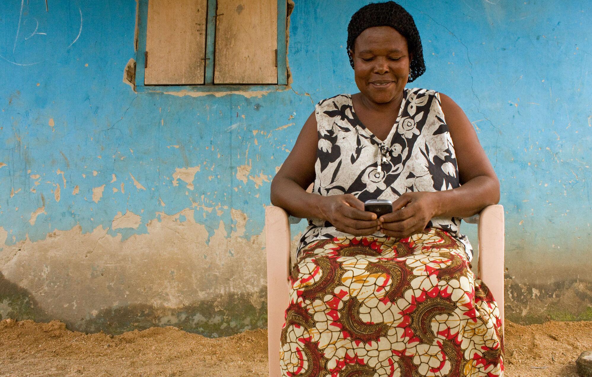 Bild zu UNICEF, WhatsApp Stiftung United Internet for UNICEF