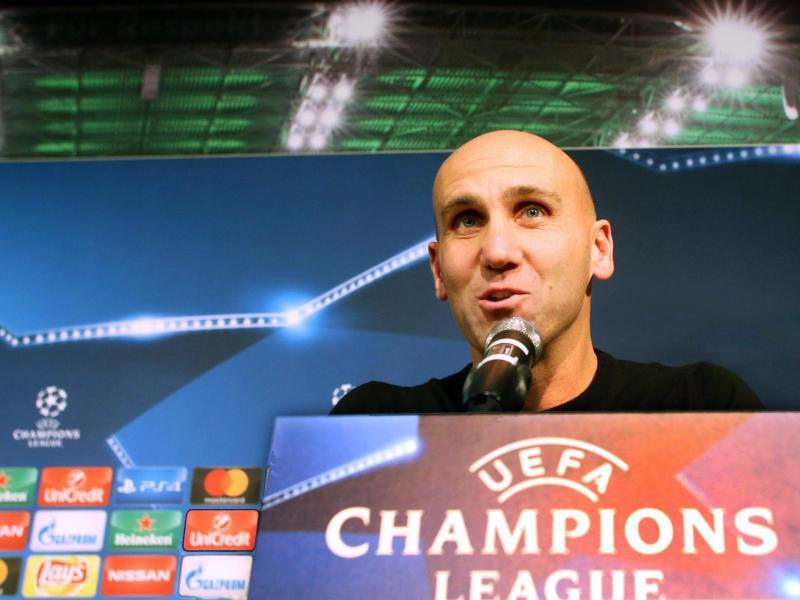 Bild zu Gladbach-Coach