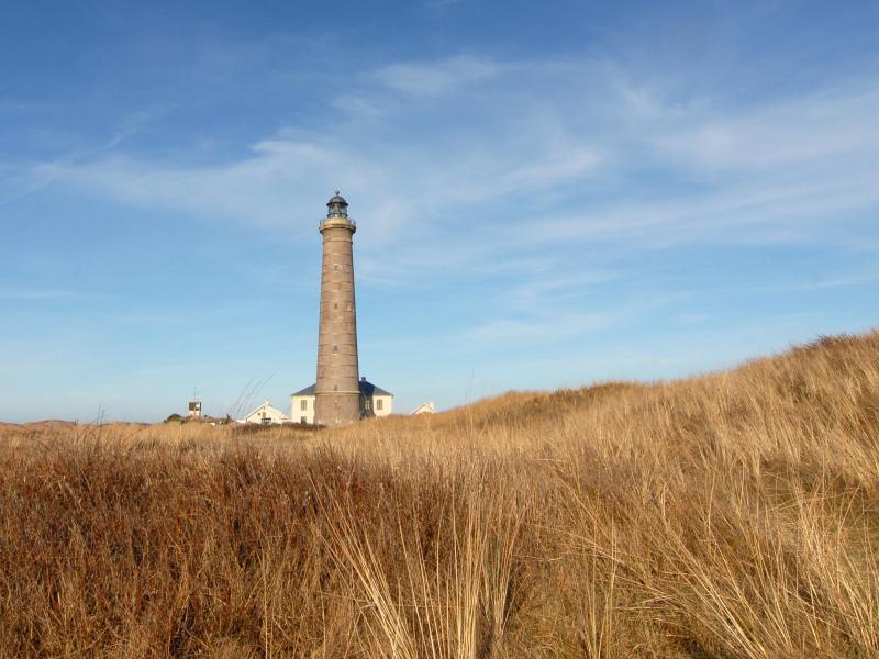 Bild zu Leuchtturm von Skagen