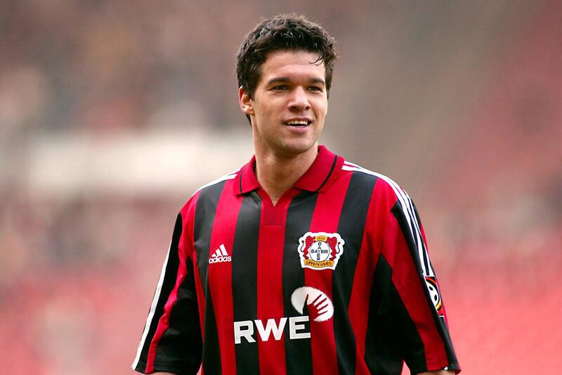 Bild zu Michael Ballack (Bayer Leverkusen): 2002