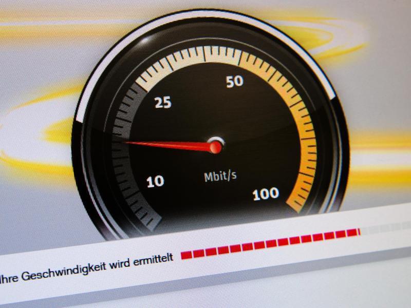 Bild zu Speedtest