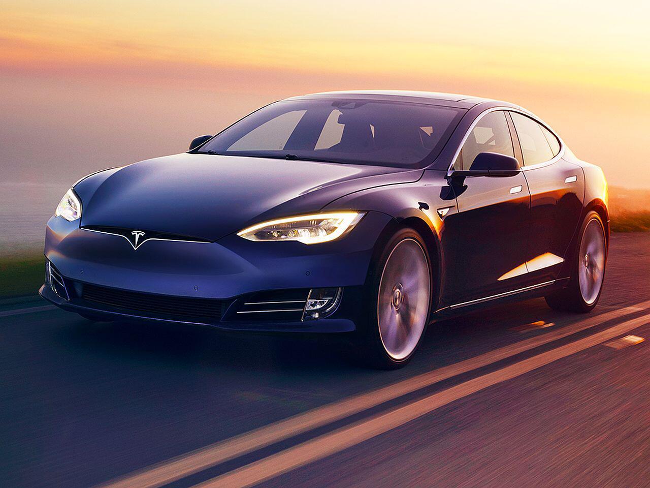 Bild zu Tesla Model S