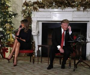 Weihnachten bei den Trumps
