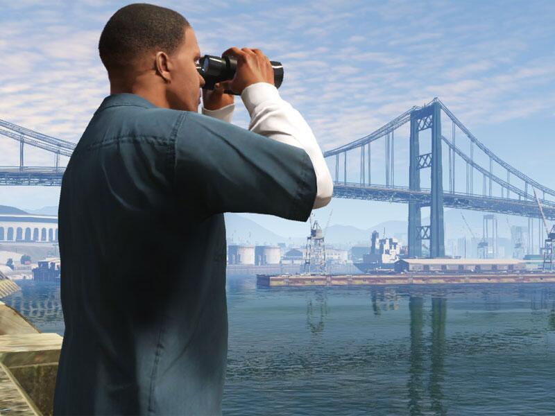 Bild zu Neue Infos für GTA 5 sind in Aussicht.