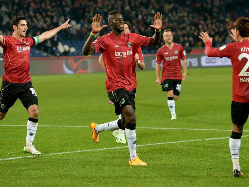 Bild zu Hannover 96 - FC Augsburg