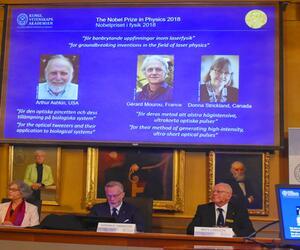 Nobelpreis Physik