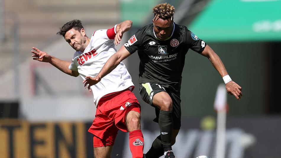 1. FC Köln, 1. FSV Mainz 05