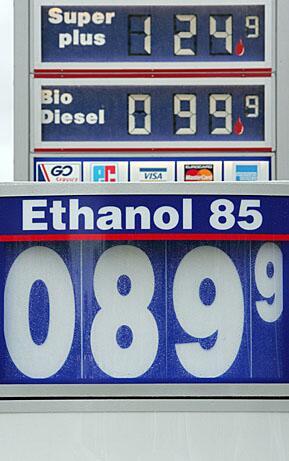 Bild zu Auch Benzin wird zum Schnüffeln verwendet.