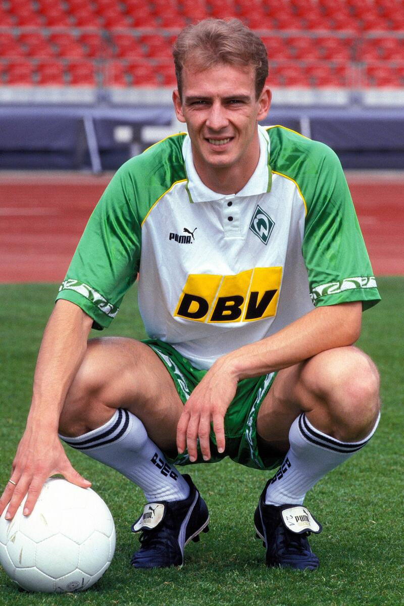 Bild zu Mario Basler (Werder Bremen): 1996