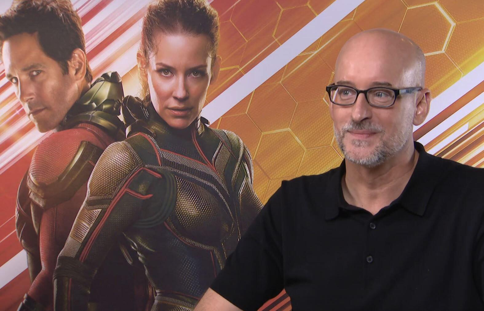 Bild zu Peyton Reed, Ant-Man and the Wasp, Interview, Marvel