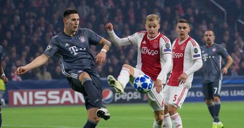 Ajax Amsterdam - Bavaria Munich