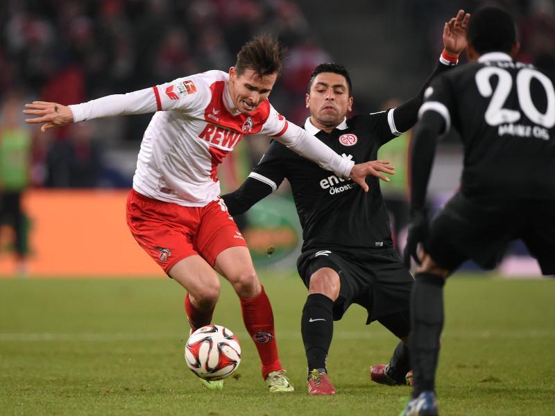 Bild zu 1. FC Köln - 1. FSV Mainz 05