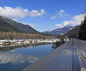 Die kanadische Wildnis