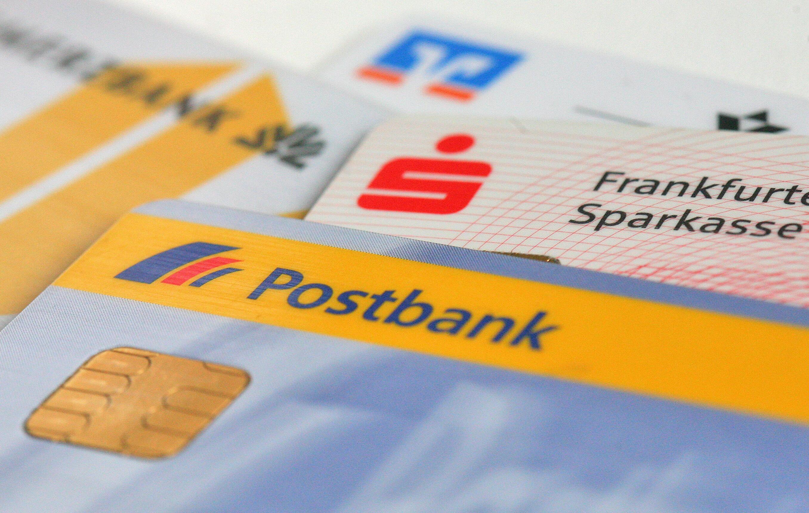 Bild zu Bank, Girokonto