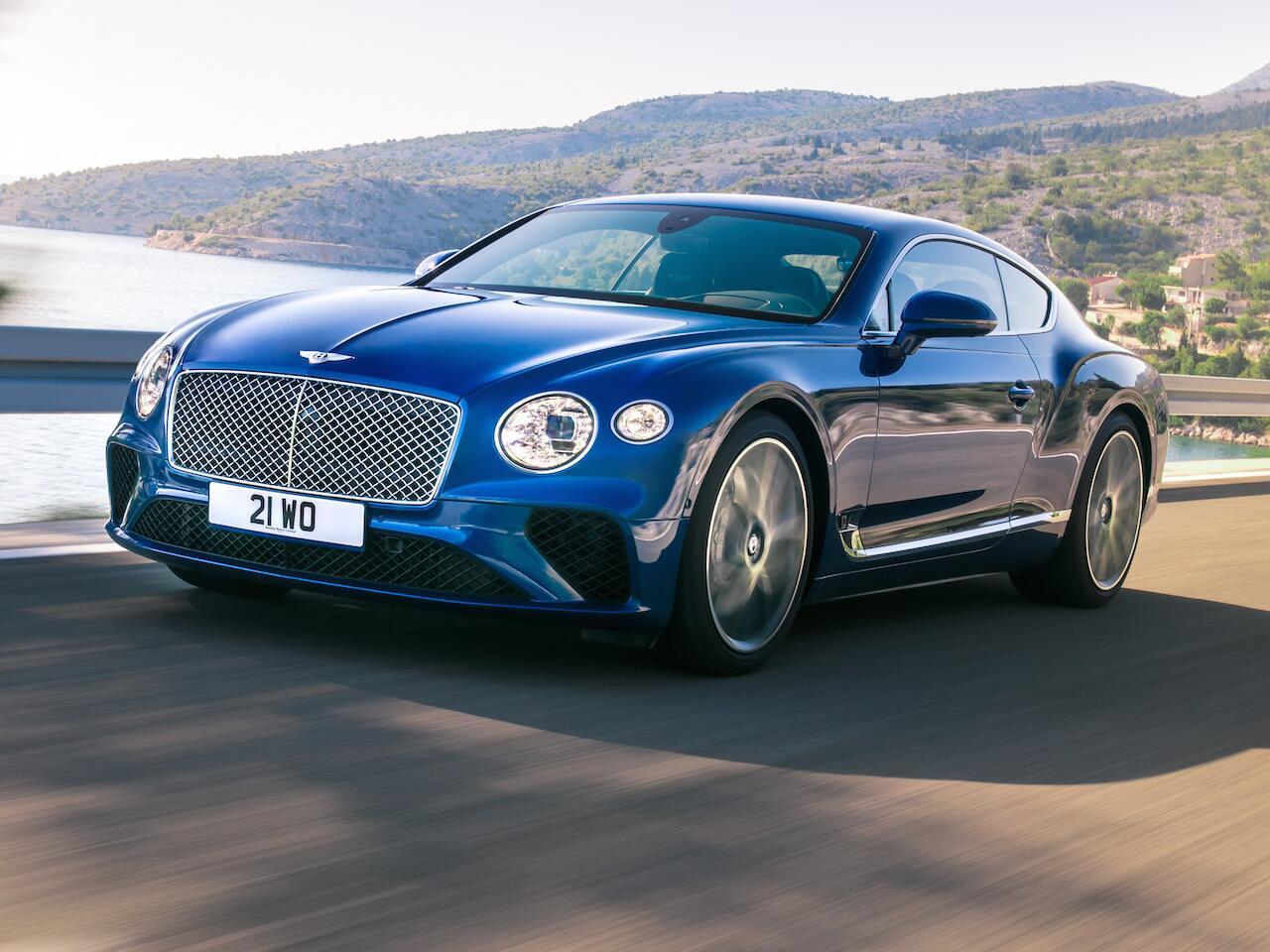 Bild zu Bentley