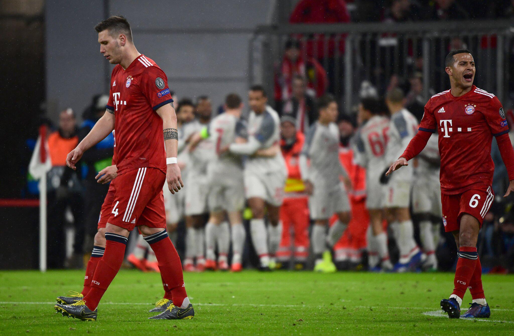 Bild zu FC Bayern München - FC Liverpool