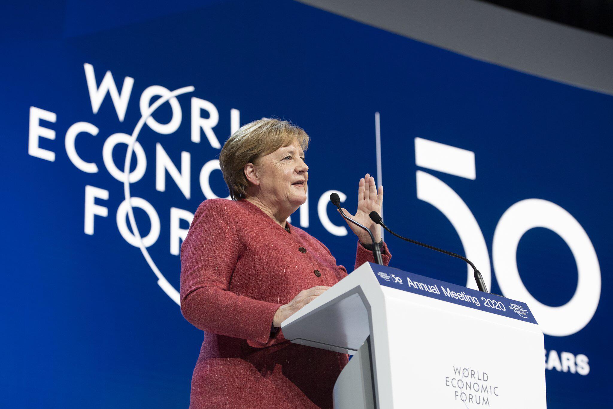 Bild zu Weltwirtschaftsforum in Davos