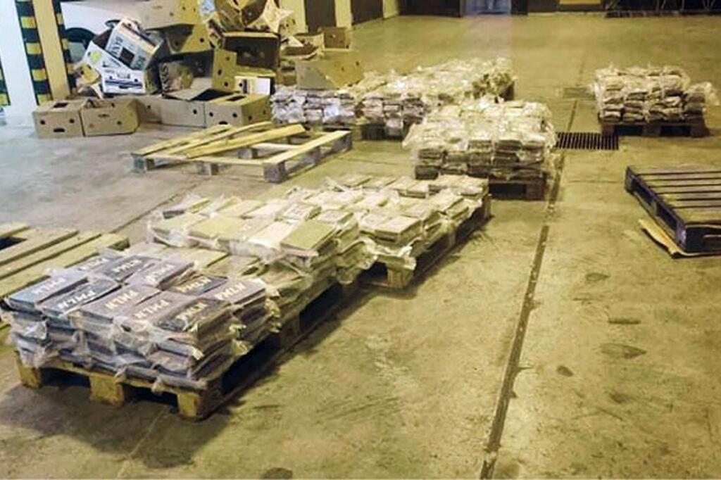 Rekord-Kokainfund auf Malta