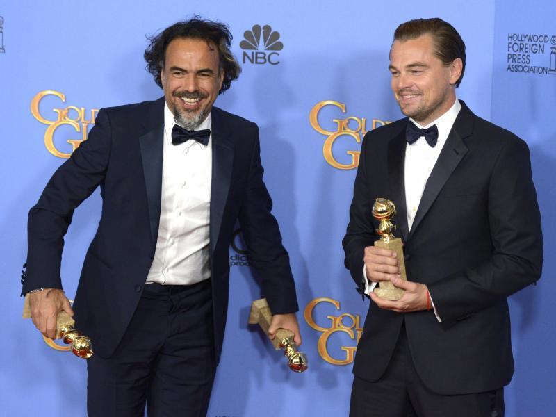 Bild zu Golden Globes - The Revenant