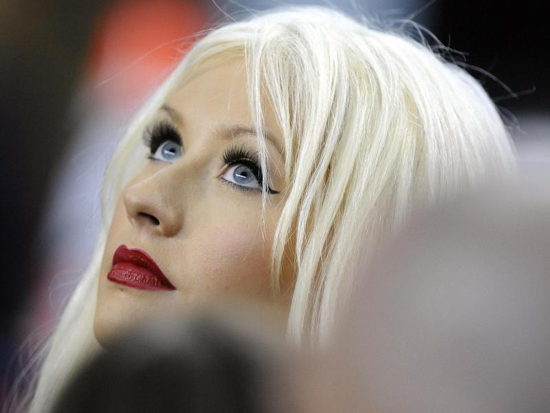 Bild zu Christina Aguilera