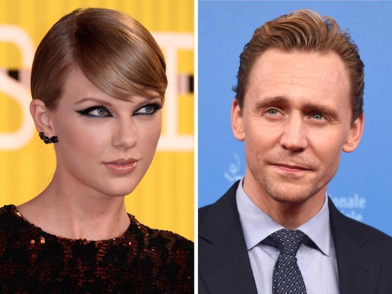 Bild zu Taylor Swift und Tom Hiddleston